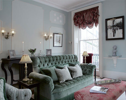 Henry Prideaux Interior Design - Interior Design Index