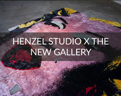 Henzel Studio Collaborations, THE NEW Gallery, Los Angeles