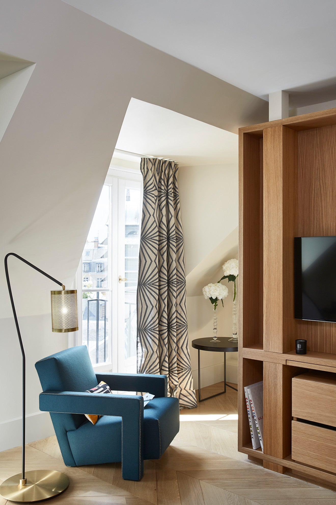 Junior Suite at the Hotel Montalembert Paris