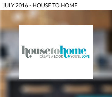 House to Home best interior bloggers