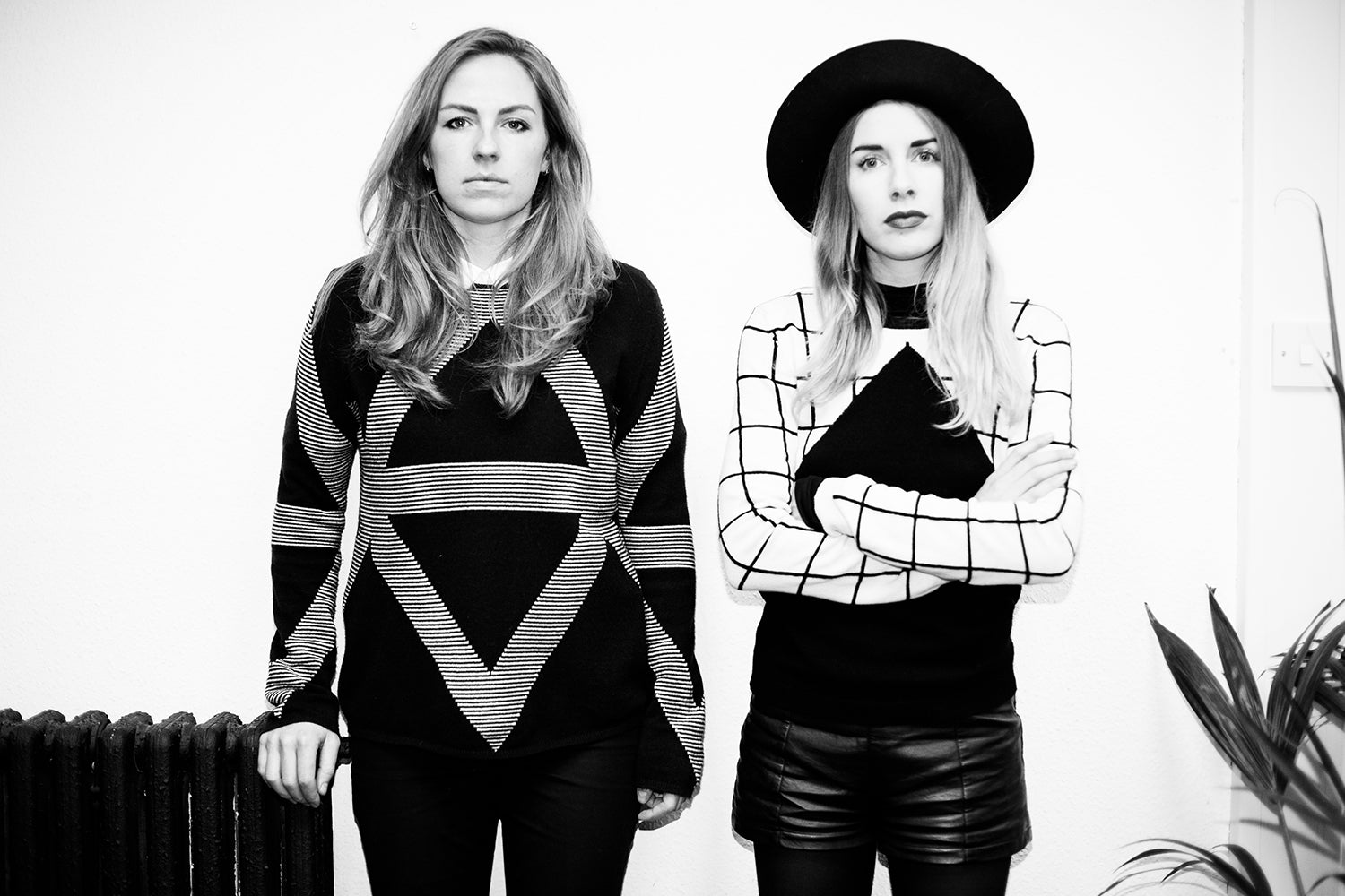 Patternity co founders Anna Murray and Grace Winteringham