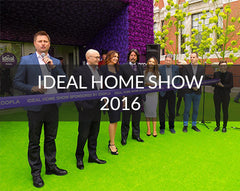 Ideal Home Show Highlights 2016
