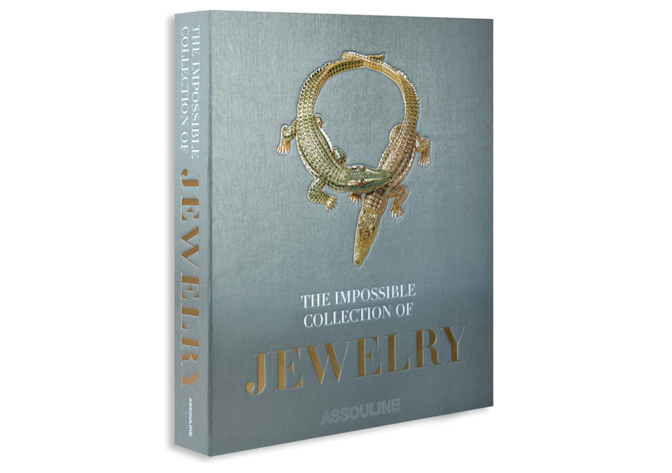impossible jewelry book from Luxdeco