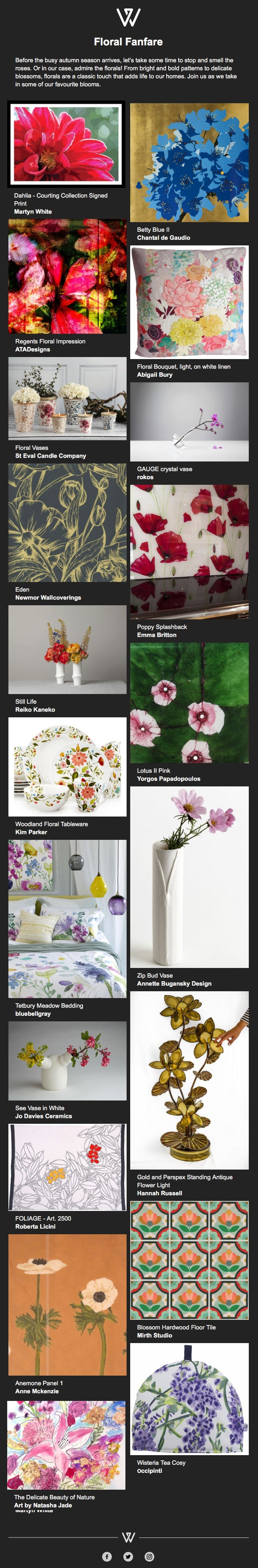 In the Window features Dahlia Courting Art Print