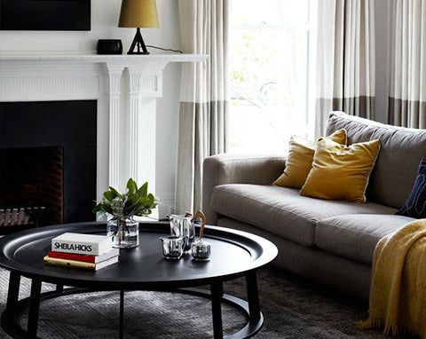 Interior Design Inspiration Country Mustard