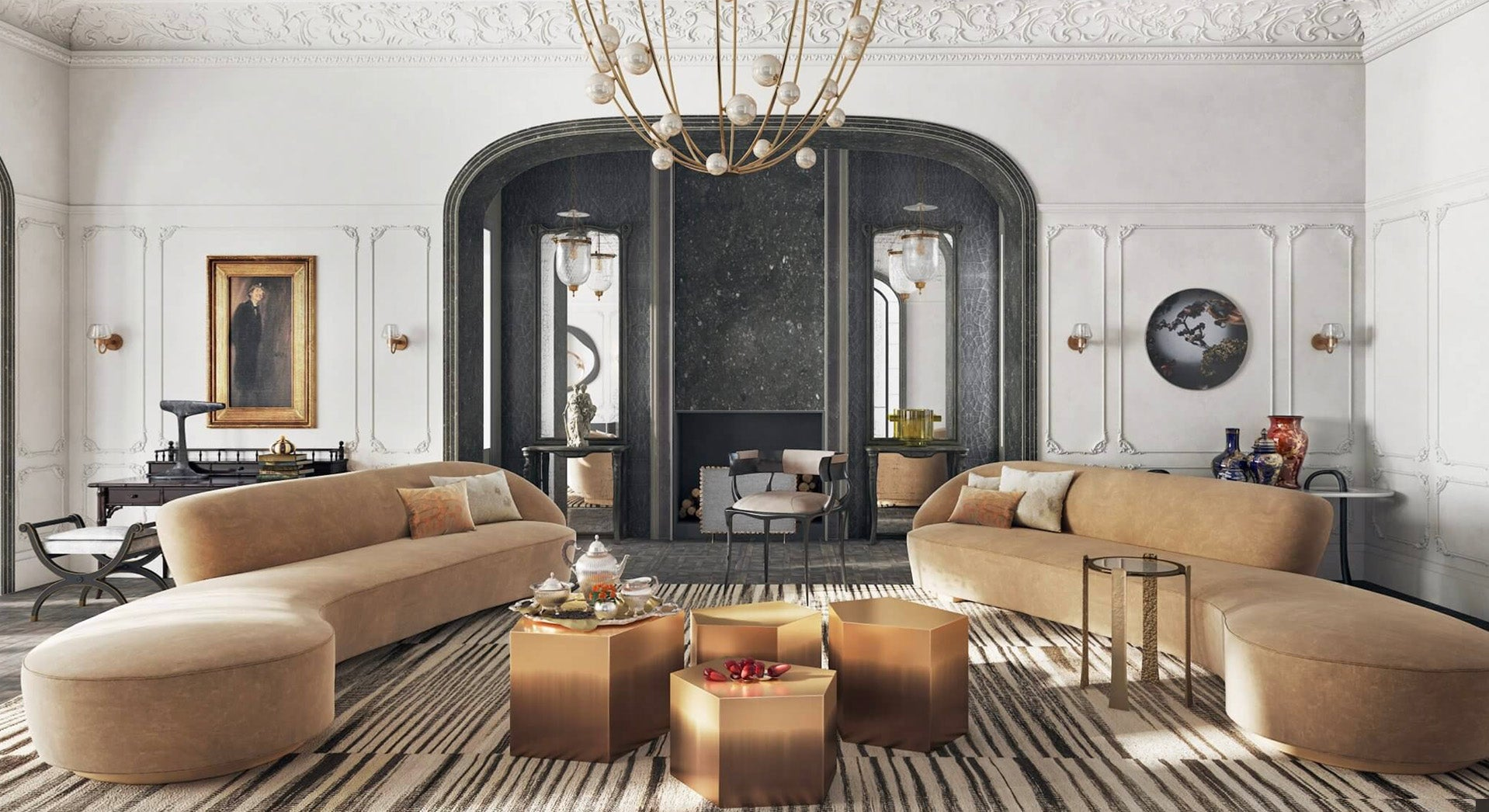 Janine Stone & Co. London Home