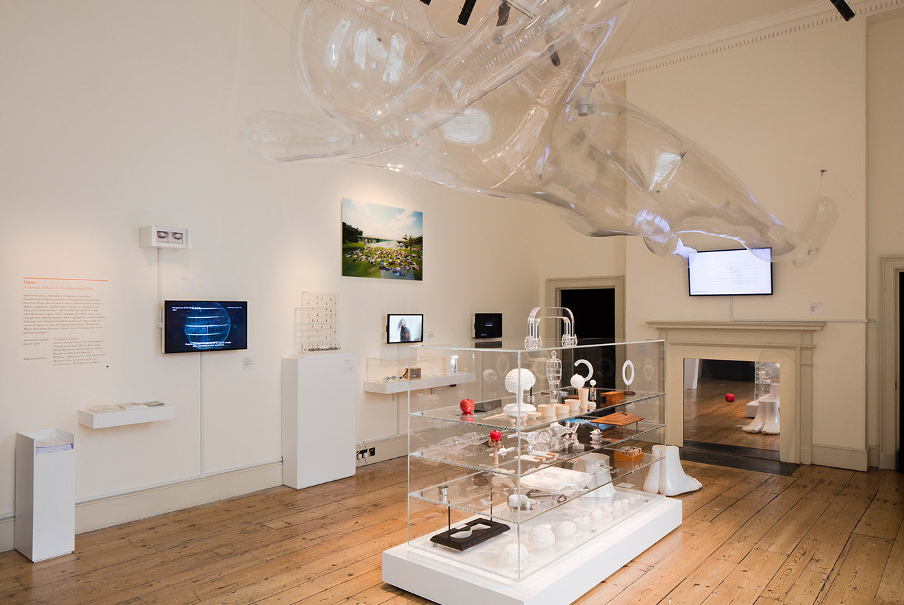 Japan on display at Somerset House for the London Design Biennale