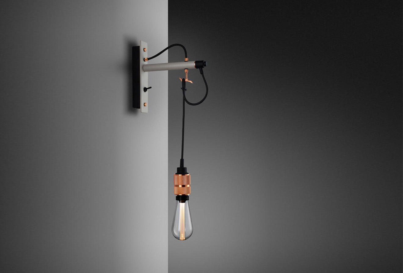 Buster + Punch pendant wall light collaboration with John Lewis