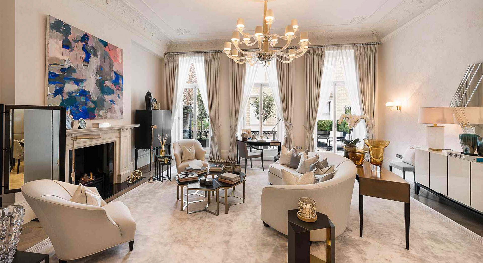 Katharine Pooley Knightsbridge Home