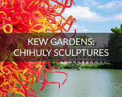 Kew Gardens: Chihuly glass sculptures