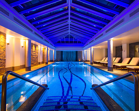 Kohler Waters Spa, Old Course Hotel, St Andrews