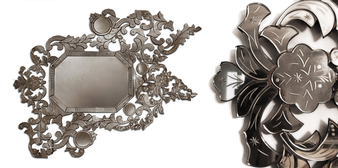 Koket Addicta Mirror Silver
