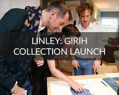 LINLEY Girih collection laungh