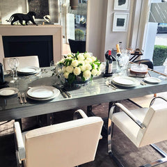 LINLEY Beautiful dining table setting