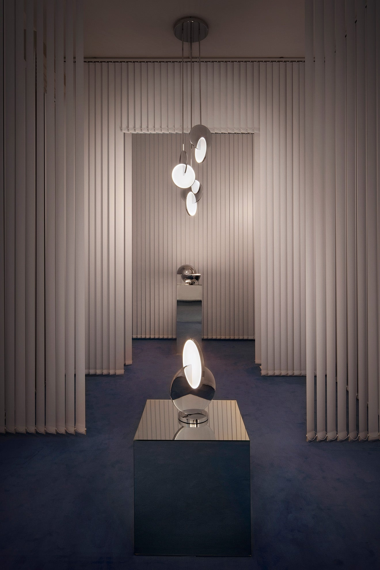 Lee Broom Observatory collection launch Salone del Mobile
