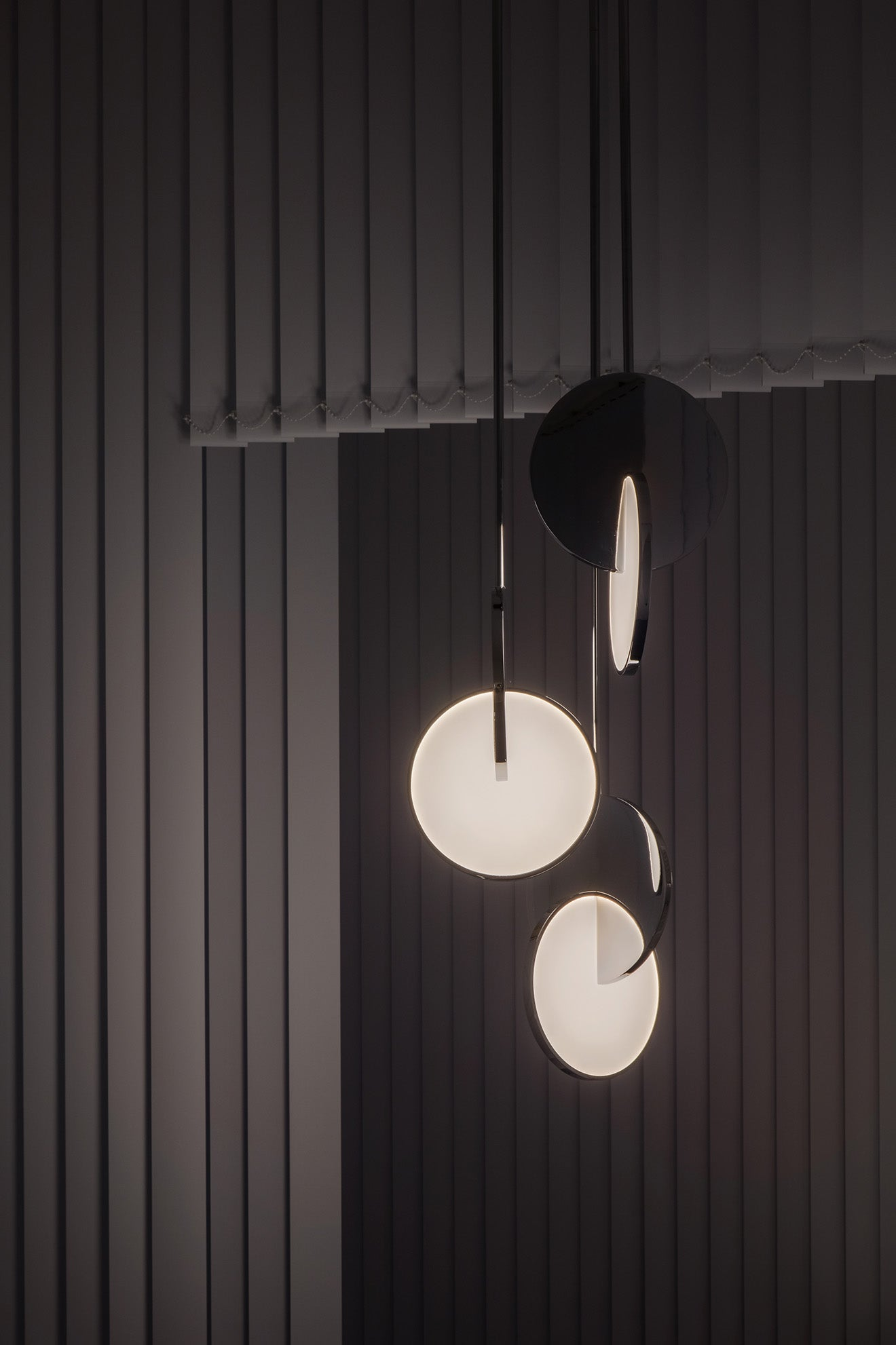 Lee Broom Eclipse Lighting Observatory Salone del Mobile 2018