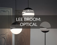 Lee Broom Optical Lighting Designs