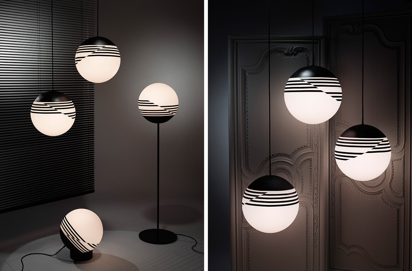 Lee Broom Salone Del Automobile luxury lighting pendants and designs