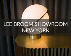 Lee Broom showroom New York