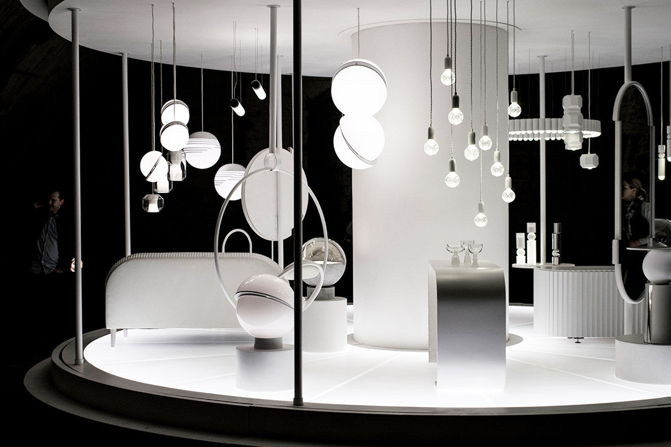 Lee Broom Milan Carousel