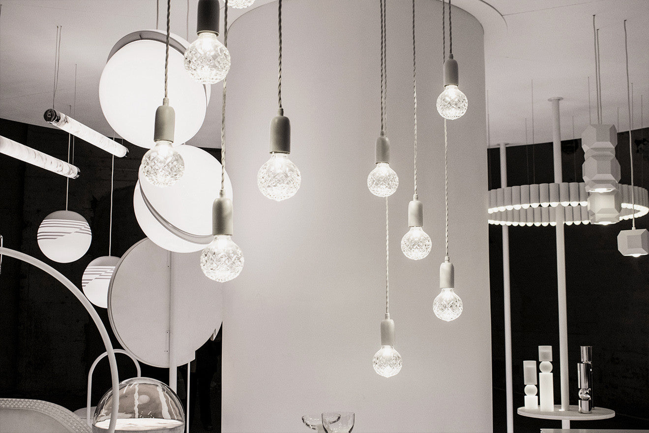 Lee Broom Lighting Designs Milan Design Week
