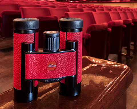 Leica Opera Glasses collaboration with Royal Opera House