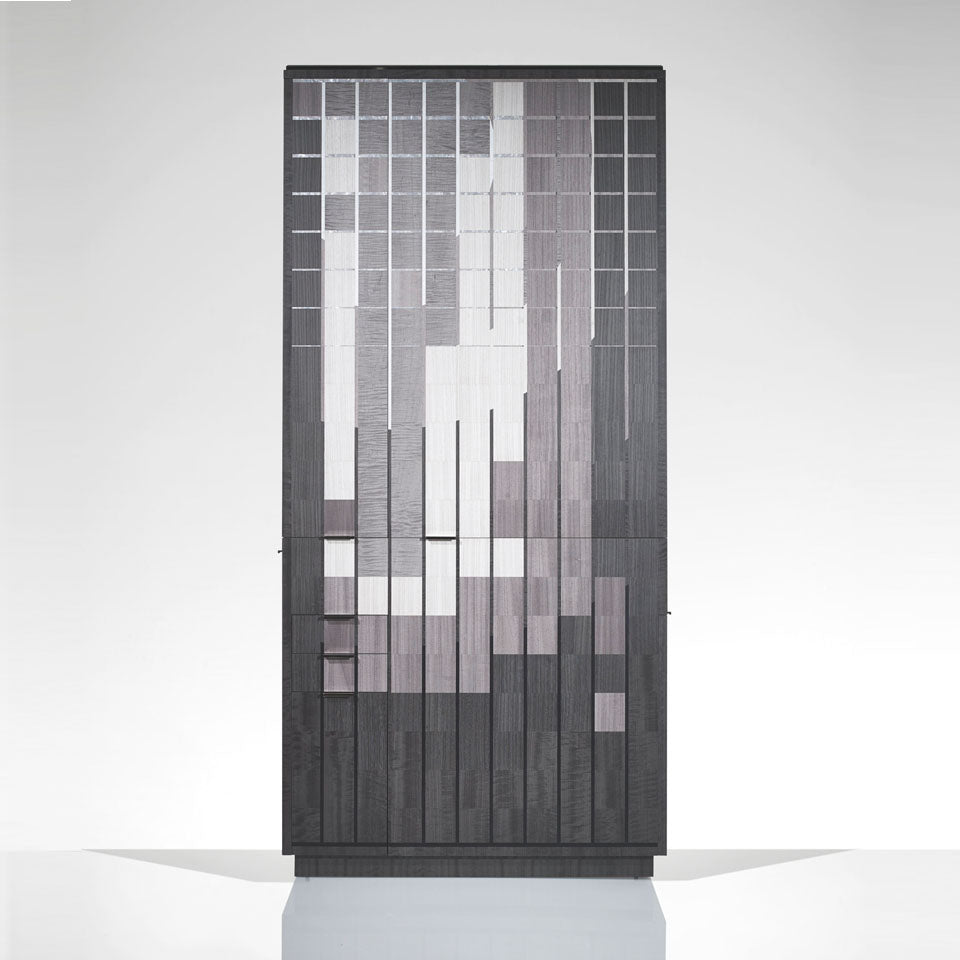 LINLEY Lightscape designs for Masterpiece London Noon Cabinet