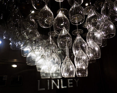LINLEY Blogger event 2015