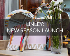LINLEY new season collection launch