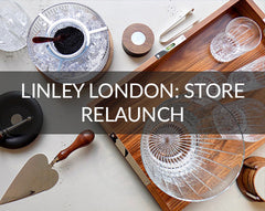 LINLEY Store relaunch
