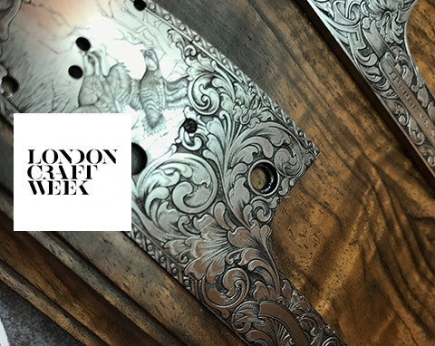 Purdey London Craft Week 2017
