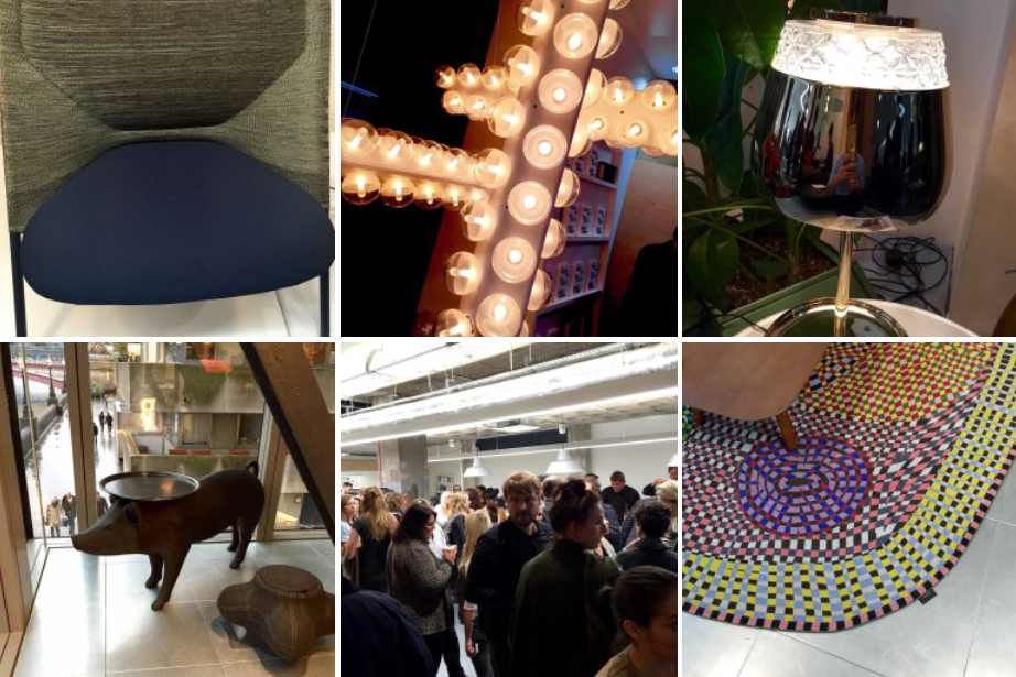 Moooi and Dezeen event London Design Festival