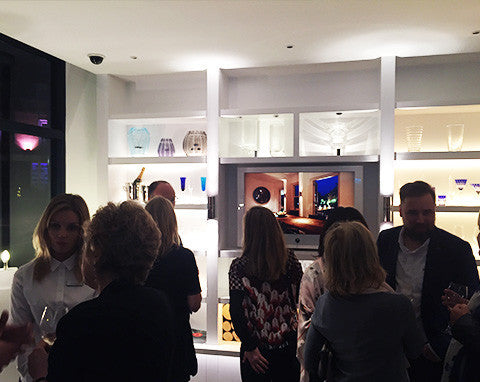 John Cullen Showroom Event