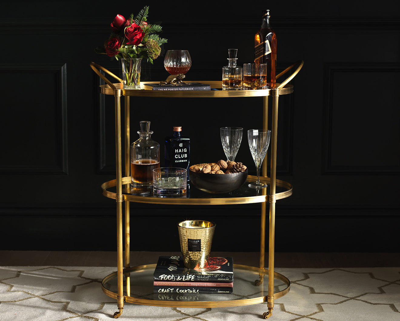 Luxury Barware and Christmas gifts from Luxdeco