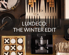 Lux Deco Winter Edit
