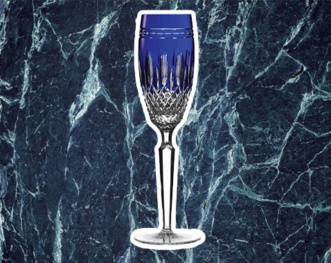 Luxury glassware collections blog