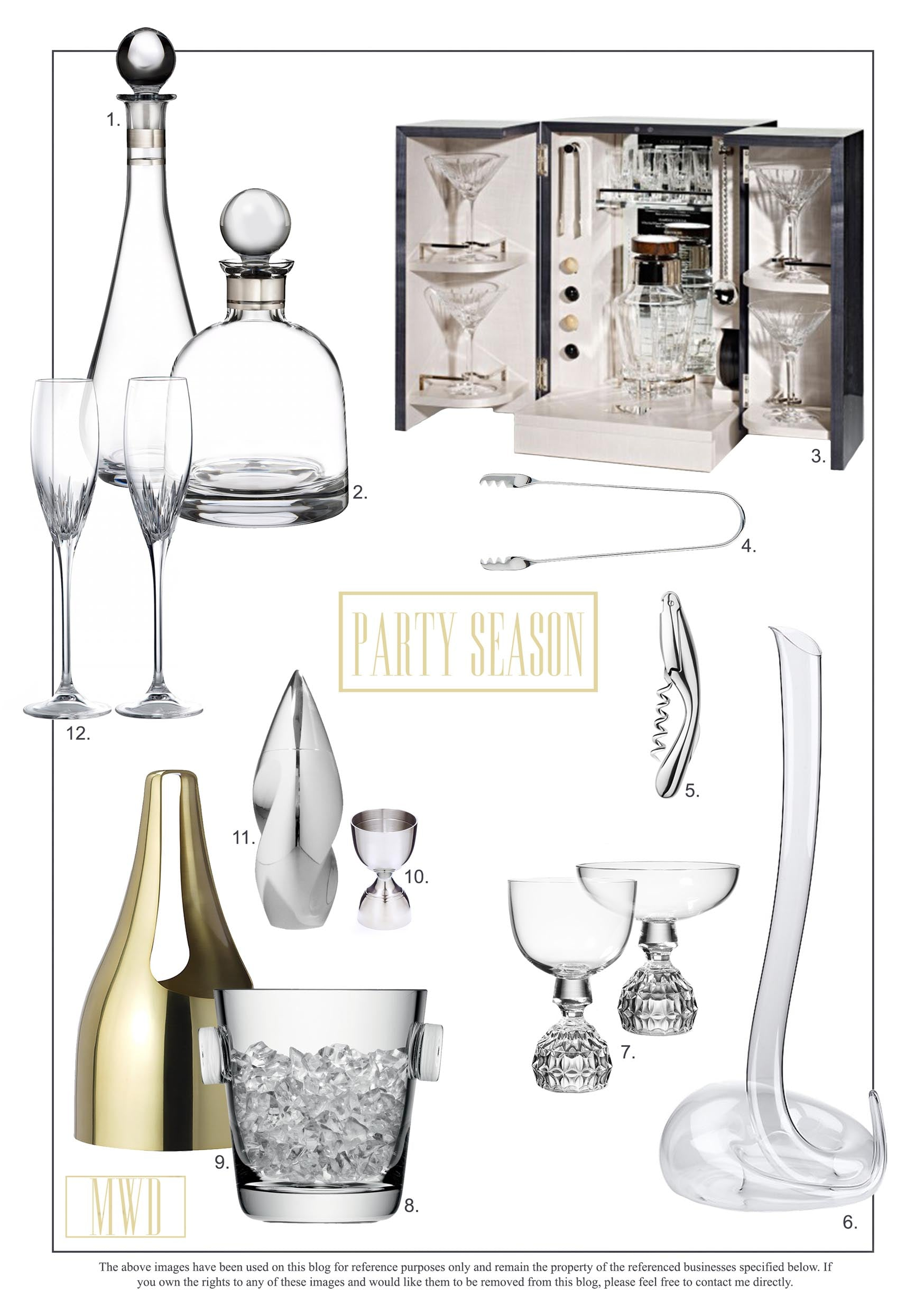 Luxury Party Season Essentials Blog