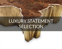 Luxury statement furniture pieces
