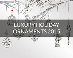 Luxury Christmas Ornaments 2015