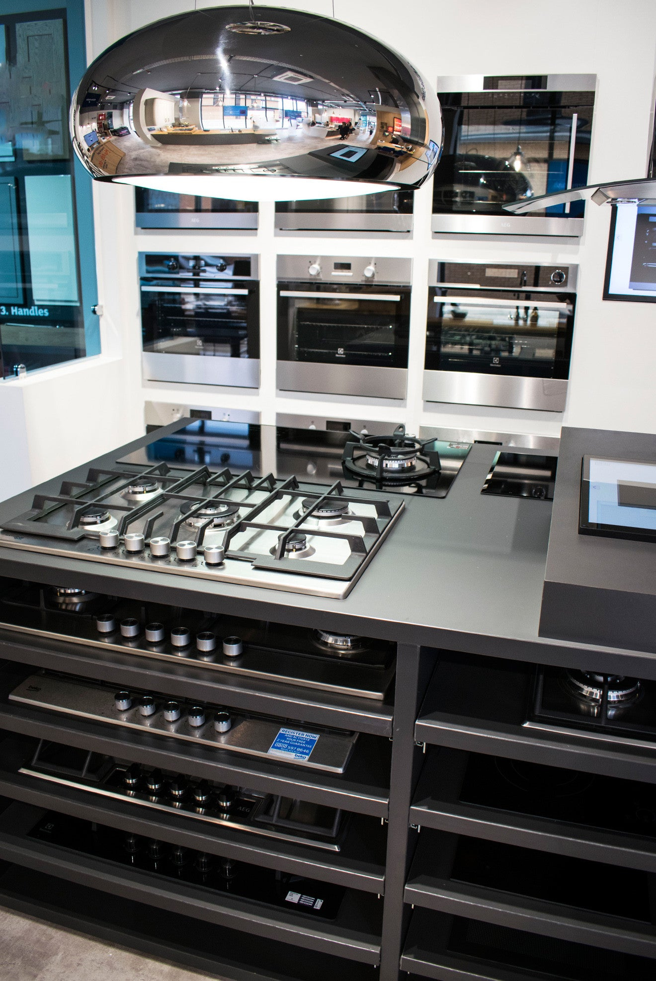 Magnet Kitchen appliance selection