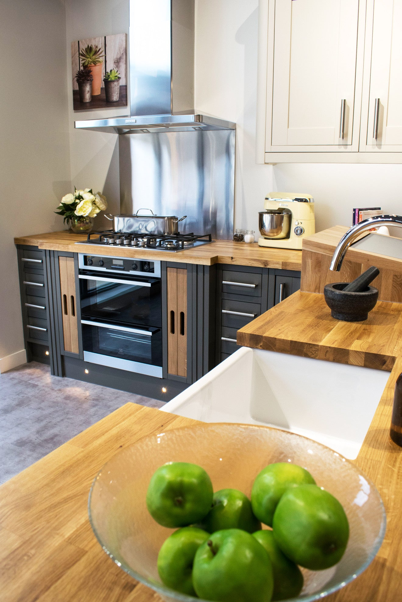 Magnet Kitchens New Concept Showroom Sutton ...