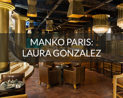 Manko Paris restaurant interior design