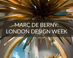 Marc De Berny London Design Week