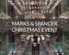 Marks and Spencer Christmas event