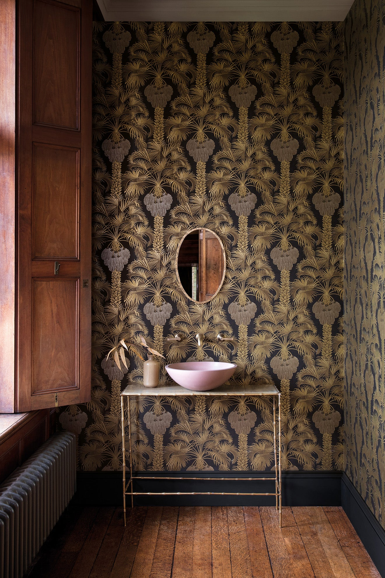 Martyn Lawrence Bullard Collaboration with Cole & Son