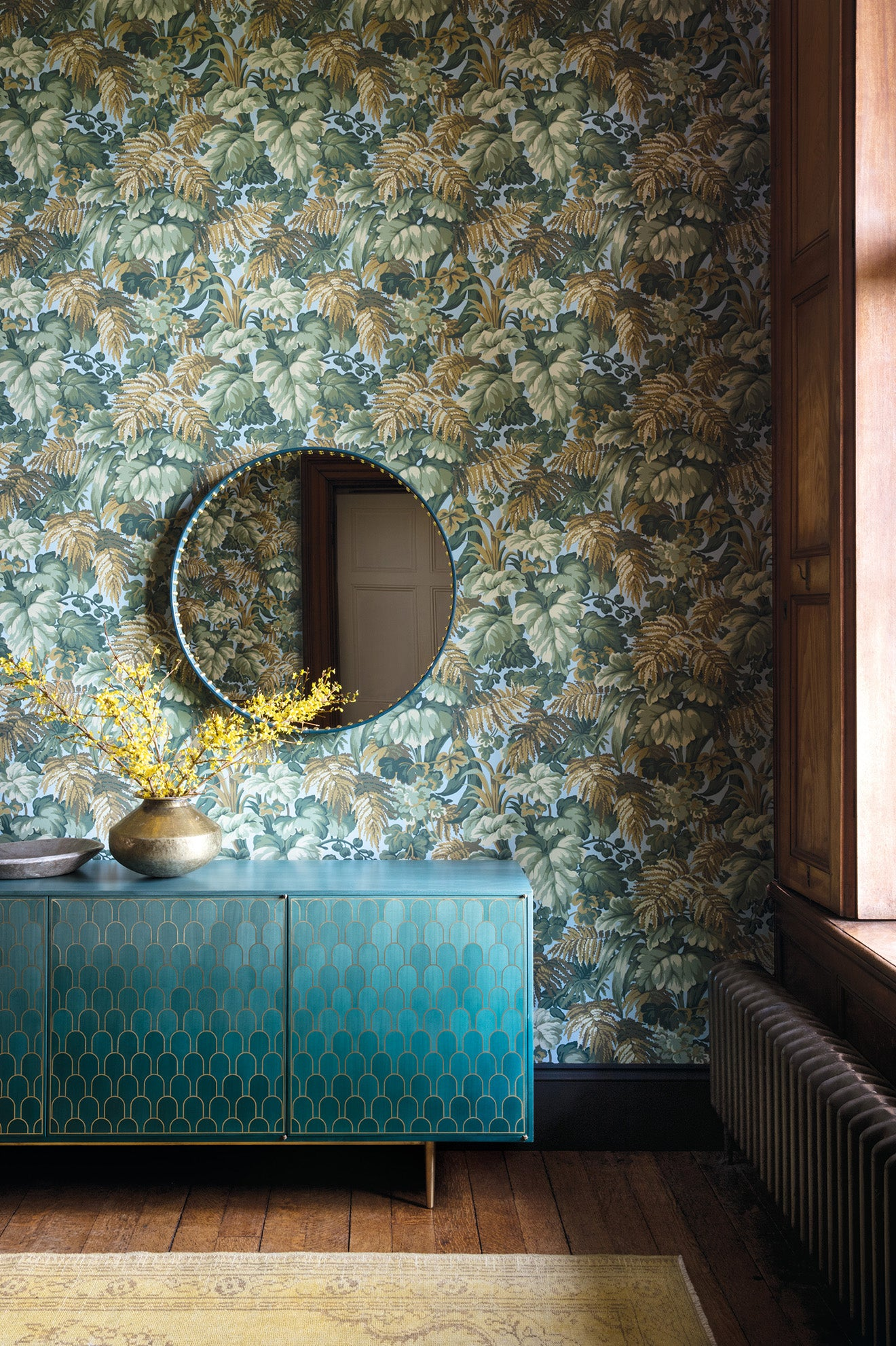 Martyn Lawrence Bullard Royal Fernery Wallpaper Designs