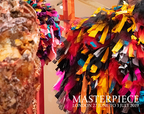 Masterpiece 2019: Phyllida Barlow with Hauser & Wirth
