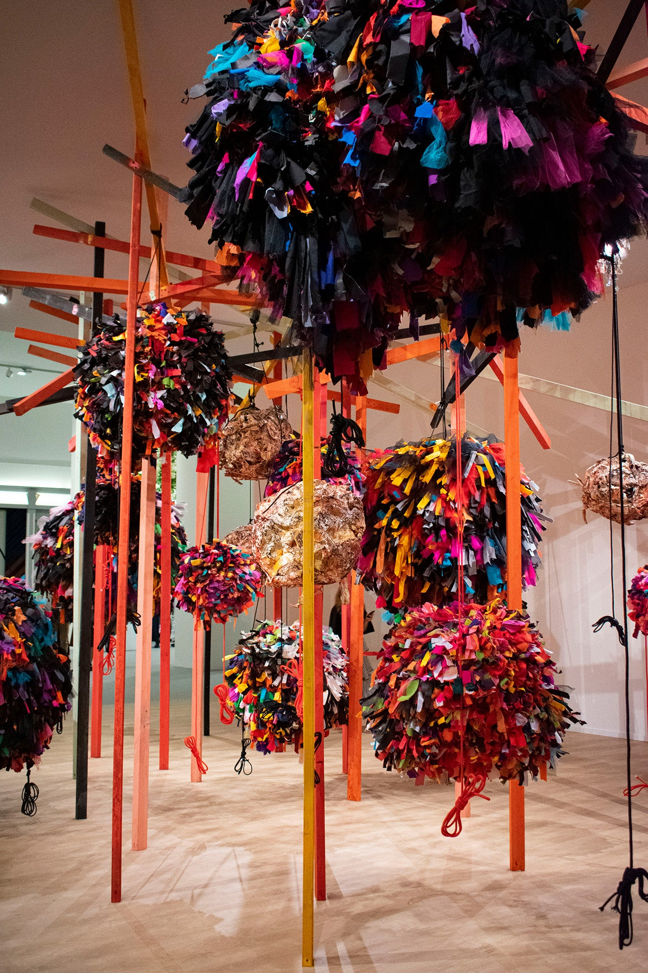 Masterpiece presents Phyllida Barlow with Hauser & Wirth