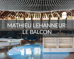 Mathieu Lehanneur Le Balcon Air France Business Lounge