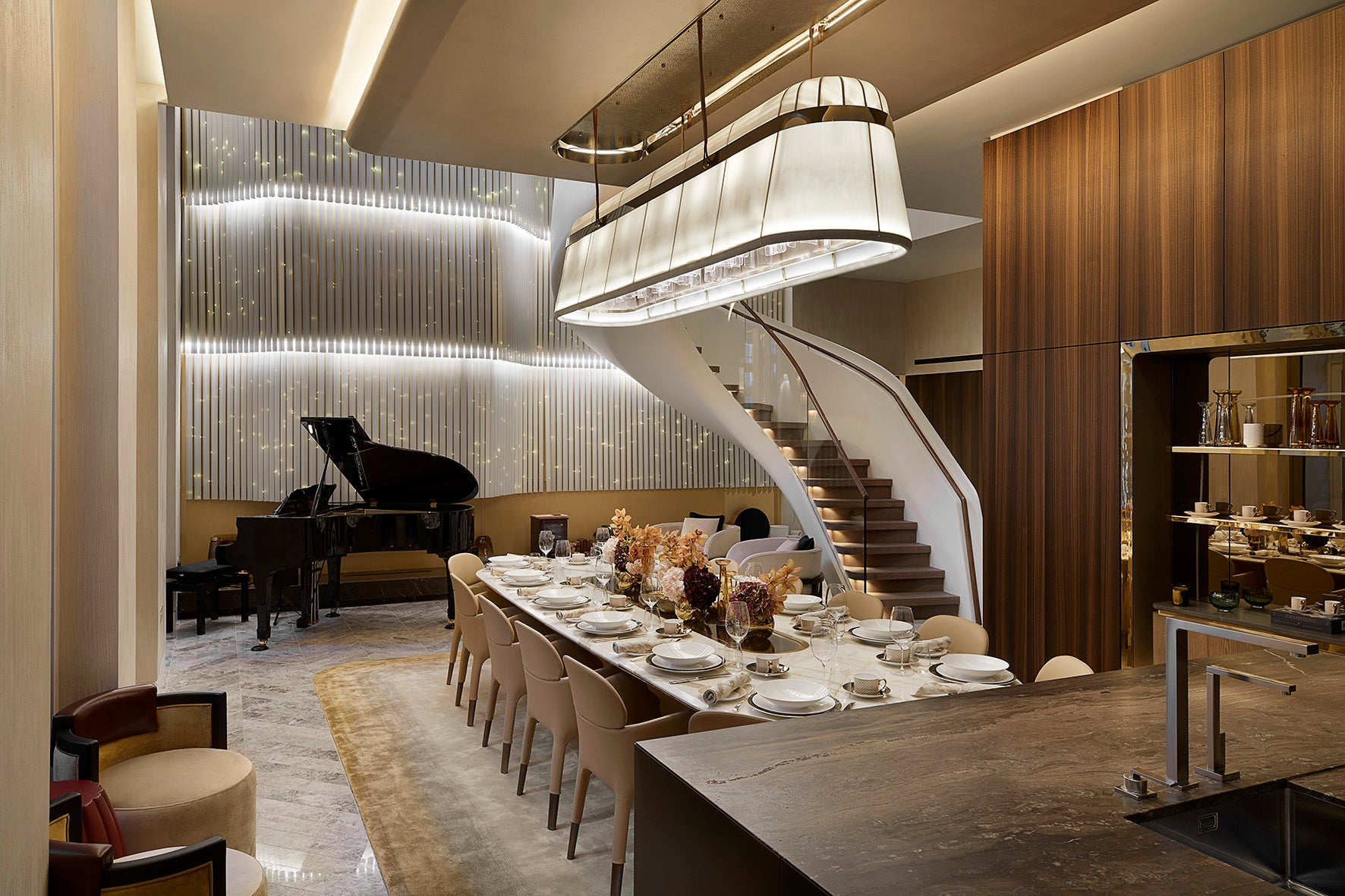 Clivedale launches the first townhouse at the Mayfair Park Residences, part of the Dorchester Collection
